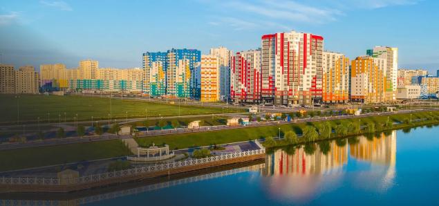 Город Спутник